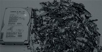Onsite shredding